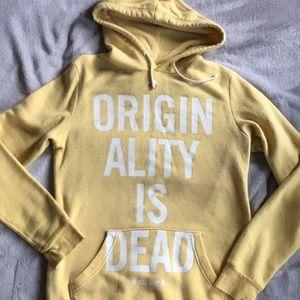 Glamour kills hoodie